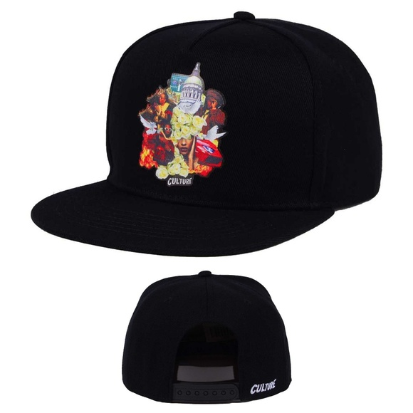 2263b8be YRN Accessories | Yung Rich Nation Migos Culture Album Art Hat ...